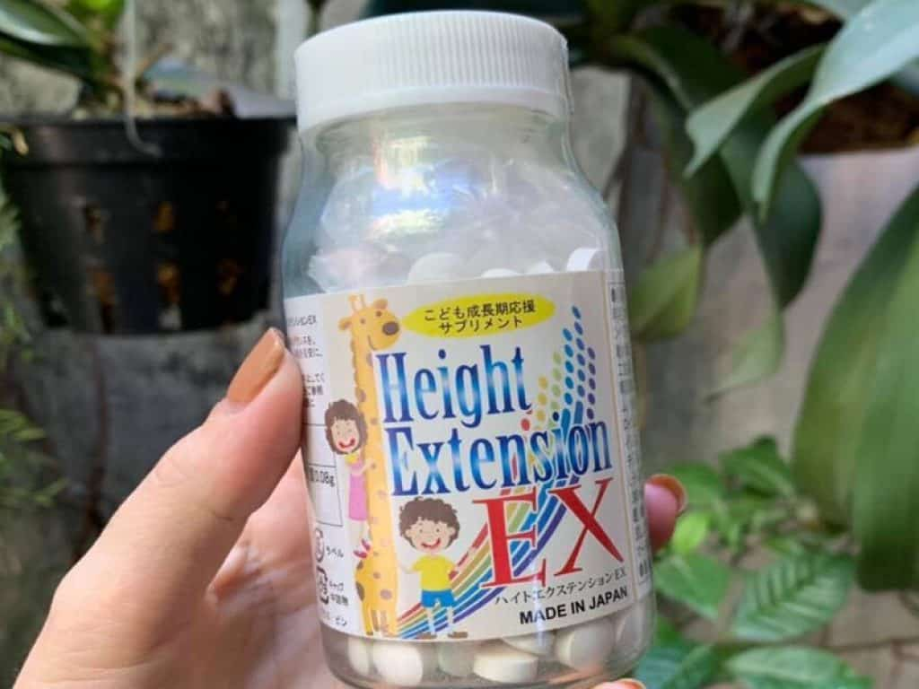 HEIGHT EXTENSION EX
